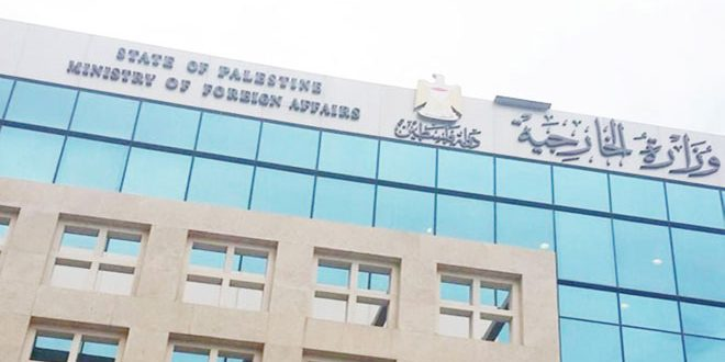 משרד החוץ הפלסטיני הדגיש כי שלטונות ישראל מנצלים את התמיכה האמריקנית