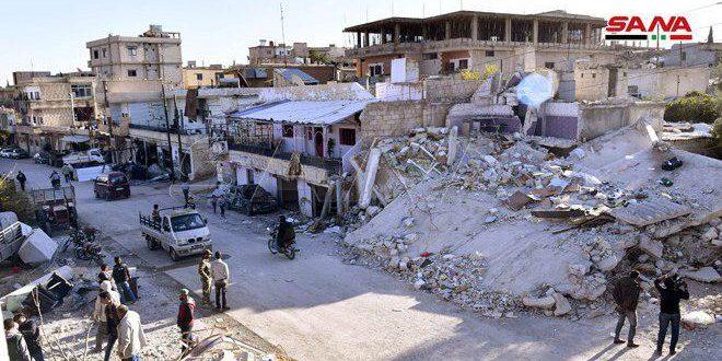 הארכיבישוף חנא מגנה את התוקפנות הישראלית בסוריה