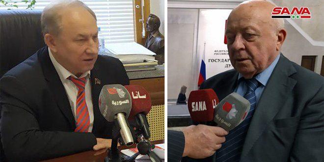 גינוי רוסי לתוקפנות הישראלית נגד שטחים בסוריה