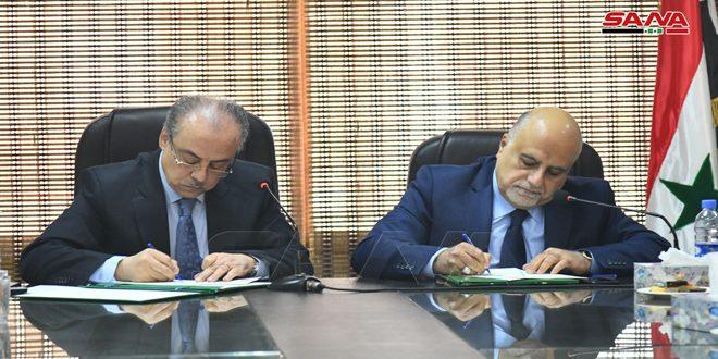 הסכם לשיתוף פעולה בין וועדת גיבוי היצור המקומי והיצוא לבין התאחדות היצואנים והיבואנים הערבים