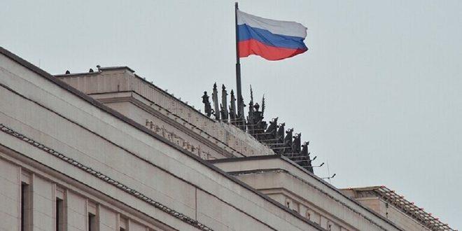 משרד ההגנה הרוסי: וואשינגטון מעכבת את החזרת החיים הנורמליים לסוריה