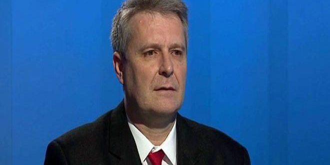 גרוסביץ' הדגיש כי ניצחונות הצבא הערבי הסורי בחאלב מהווים נקודת תפנית מהותית במיגור הטרור
