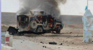 """קצין אמריקני ושני אנשי קס""""ד נהרגו במארב בפריפריה של דיר א-זור"""