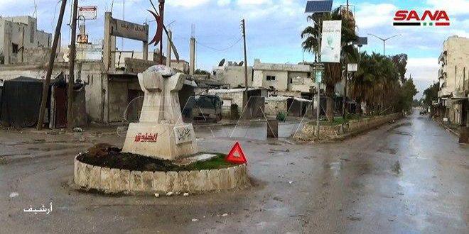 טרוריסטי ארדואן מפירים הסכם הפסקת האש ותוקפים את סראקב בפגזי ארטילריה