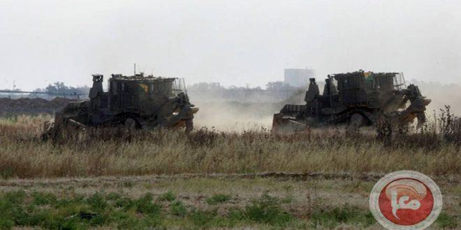 כמה פלסטינים נפצעו מתקיפת כוחות הכיבוש במערב ג'נין