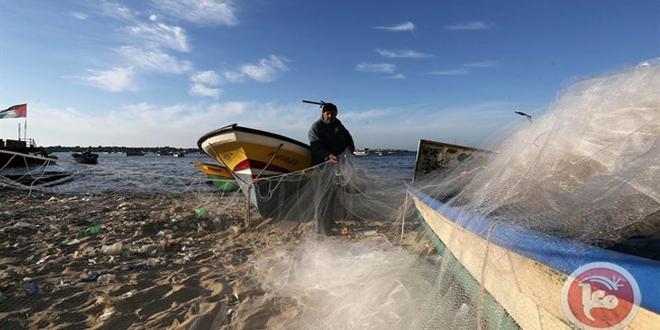 שני פלסטינים נפצעו מירי כוחות הכיבוש בצפון רצועת עזה