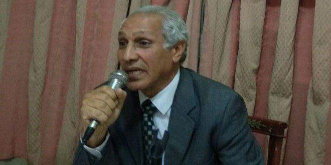 מדינאי מצרי גינה את ההליכים השרירותיים שהוטלו על סוריה