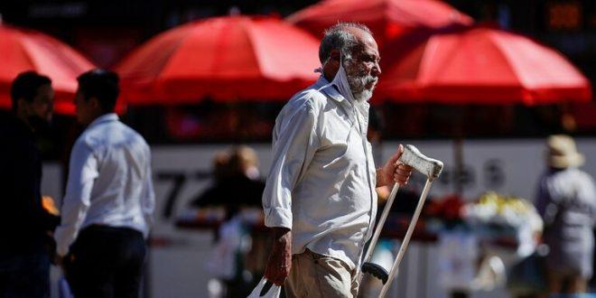 בברזיל 1214 בני אדם מתו מקורונה ביממה האחרונה