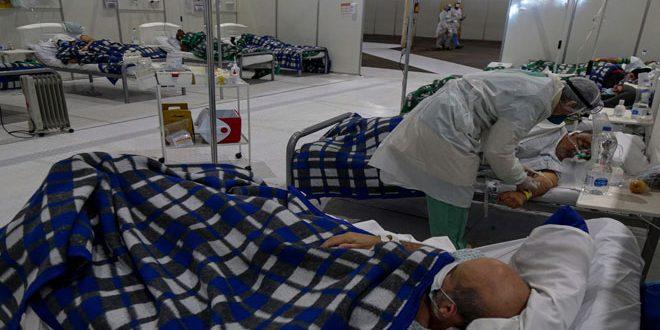 עלייה במספר הנדבקים בווריוס קורונה לכ- 10.9 מליון בעולם