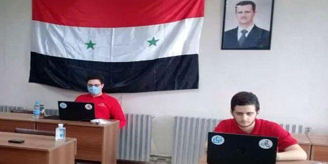 """סוריה נוטלת חלק בתחרות הסטודנטים שמיציגים 95 מדינות באולמפידה הבינ""""ל לביולוגיה"""