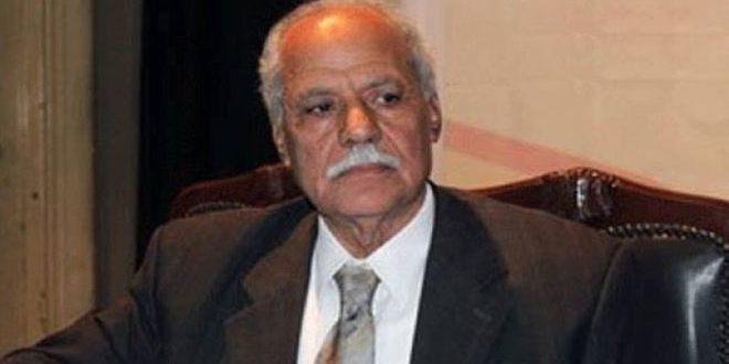"""יו""""ר המפלגה הנצריסטית במצרים : הפשעים האמריקניים נגד סוריה הם פשעים נגד האנושות"""