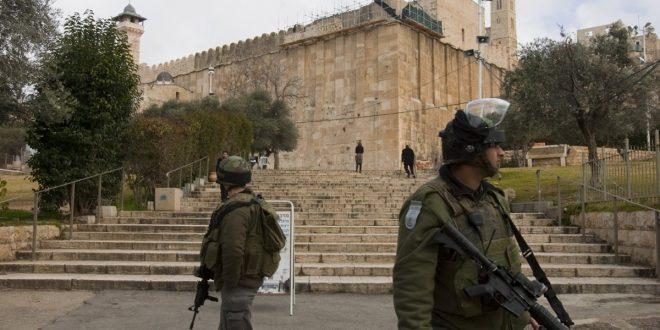 שלטונות הכיבוש סגרו את מערת המכפלה בפני המתפללים הפלסטינים