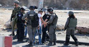 הכוחות הישראליים עצרו פלסטיני בג'נין