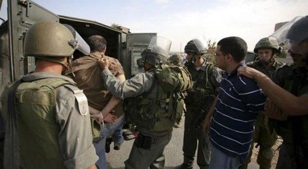 הכוחות הישראלים עצרו שני פלסטינים בג'נין