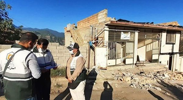 רעידת אדמה בעוצמה של 5.2 הכתה את צפון איראן