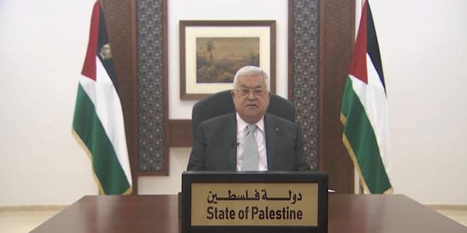 עבאס קרא להתחשבן עם בכירי הכיבוש בשל פשעיהם נגד הפלסטינים