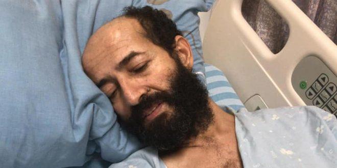 למרות ההידרדרות הקשה בבריאותו : האסיר אל-אח'רס ממשיך בשביתת הרעב ליום ה-91 ברציפות