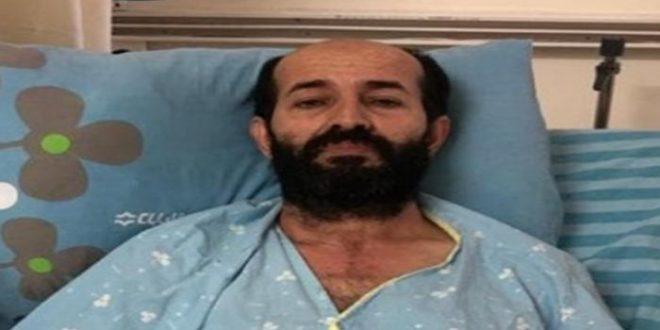 האסיר אל-אח'רס ממשיך בשביתת הרעב שלו זה היום 97 ברציפות