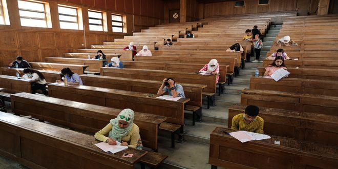 בהשתתפות 6235 תלמידים ותלמידות: קיום הסבב השיני של בחינות השלב הראשון לתחרויות האולמפידה המדעית הסורית