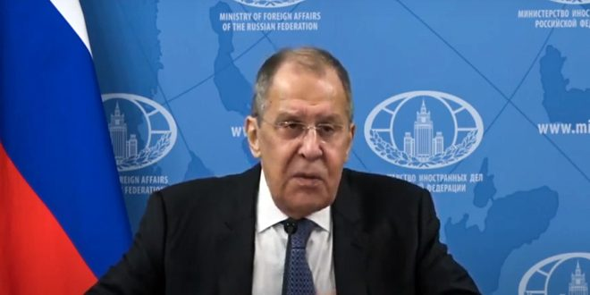 """לברוב.. מעשיה של ארה""""ב בסוריה מפירים את ההחלטה 2254 שלפיה יש להתחייב בריבנותה של סוריה"""
