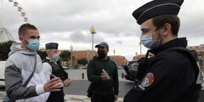 צרפת: יותר מ- 3 מיליון בני אדם נדבקו בקורונה