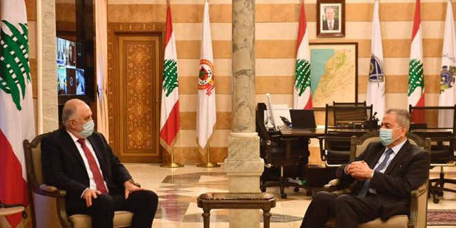 תיאום סורי-לבנוני לקבל את פני הסורים החפצים בהשתתפות בבחירות הנשיאות