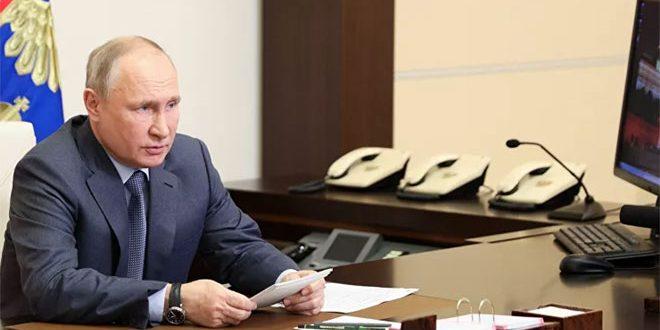 פוטין: אדון עם ביידן במצב בסוריה ובלוב ובמספר נושאים עולמיים