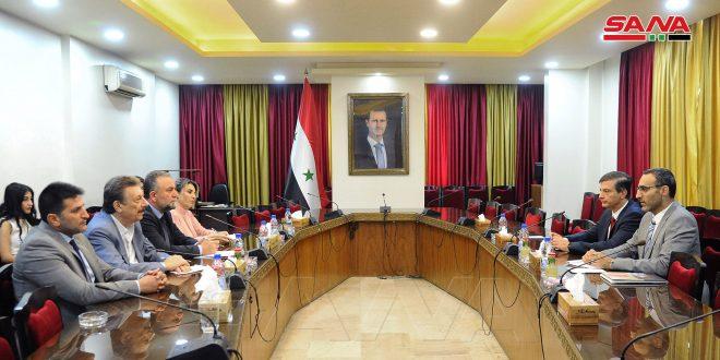 שגריר ווינצואלה: אנו מוכנים לתרום בשיקום בסוריה