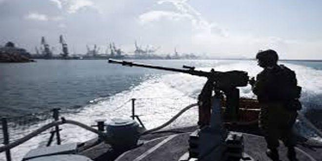 ספינות המלחמה הישראליות תקפו את הדייגים הפלסוינים בים עזה