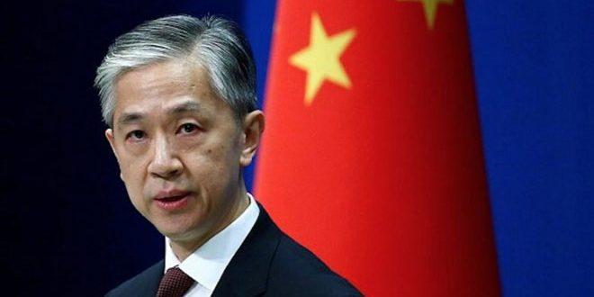 סין מגנה את הפיגוע בדמשק
