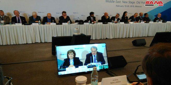 Богданов: Необходимо очистить Идлеб и всю сирийскую территорию от терроризма