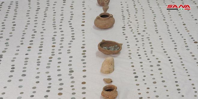 В провинции Дараа задержан член банды, занимавшейся контрабандой артефактов