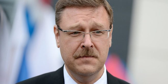 Косачев: Обвинения в адрес РФ в связи с гибелью создателя «Белых касок» — безобразный инструмент ведения информационной войны