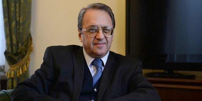 Москва: Следующая встреча в Астане обсудит происходящее «на земле» в Сирии