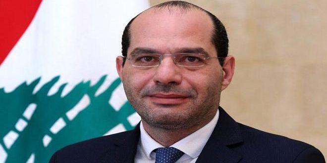 Мурад: Отношения Ливана с Сирией облегчат транзит ливанской продукции в арабские страны