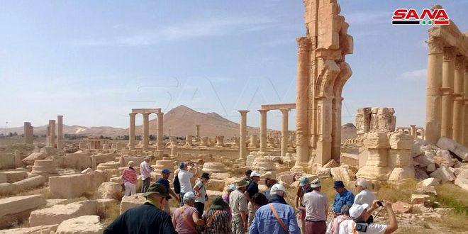 Чешский сайт: Пальмира – «жемчужина пустыни»