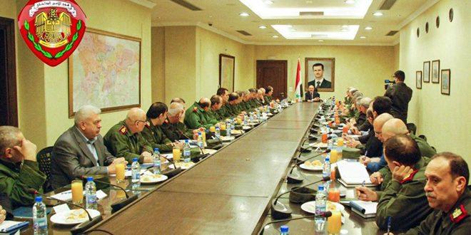 Министр внутренних дел САР подчеркнул важность выполнения указов №№ 3 и 4 от 2020 года