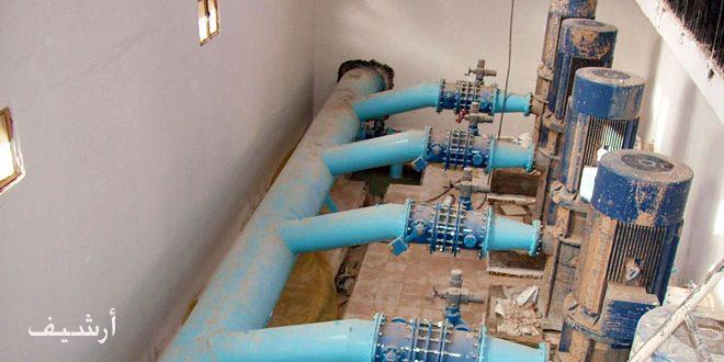 Третий день подряд наемники турецкой оккупации перекрывают поступление воды в Хасаке