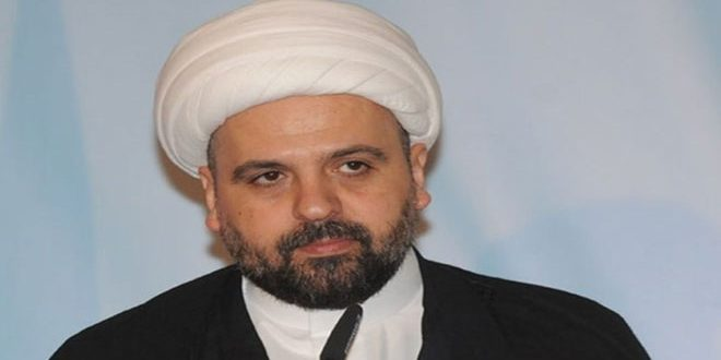 Кабалян: Координация с Сирией отвечает интересам ливанского народа