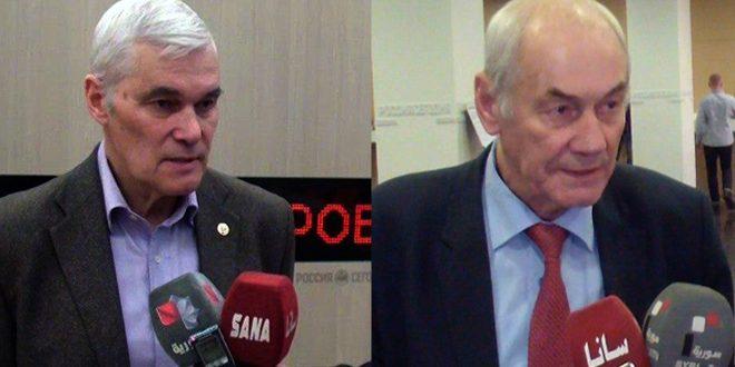 Российские эксперты: «Закон Цезаря» против сирийского народа аналогичен гитлеровскому закону