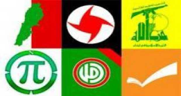 Ливанские партии: Необходимо укреплять отношений с Сирией