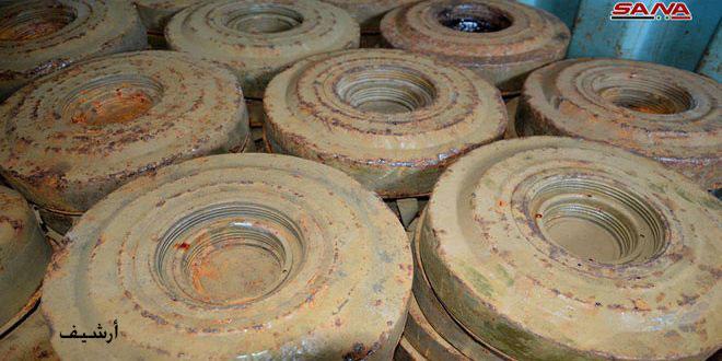 В городе Шейх-Мискин провинции Дараа в результате взрыва мины погибли двое детей и еще два человека ранены