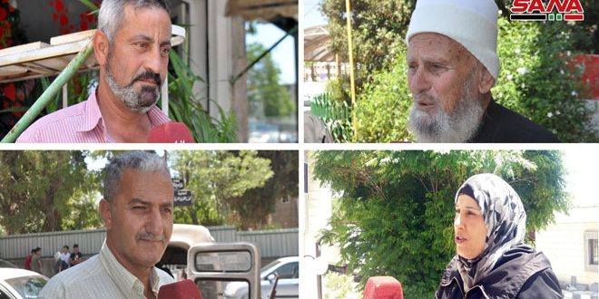Сирийский народ намерен принять активное участие в выборах в Народный совет