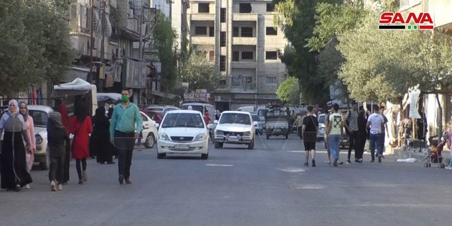 Жители провинции Дамаск подтвердили готовность выбрать достойного кандидата в Народный совет САР