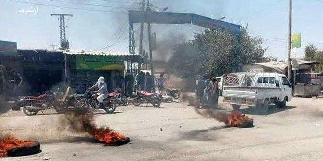 На юго-востоке провинции Дейр-эз-Зор боевики «Касад» продолжают притеснять местных жителей