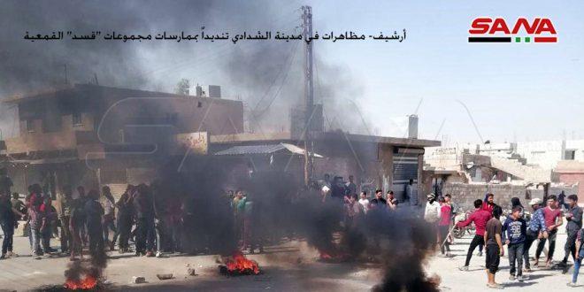 Племя Аш-Шарабин в провинции Хасаке призвало арабские племена к единению, чтобы изгнать оккупантов