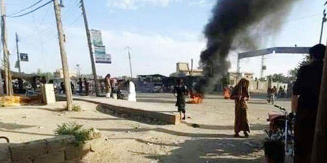 Группировки «Касад» похитили жителей поселка Аш-Шхейль на юго-востоке провинции Дейр-эз-Зор