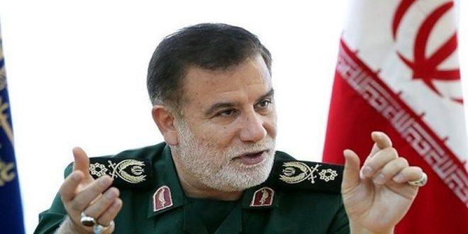 Заместитель командующего КСИР: Присутствие США в Сирии является незаконным