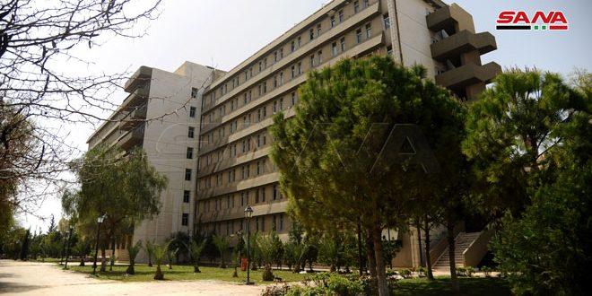 Совет Дамасского университета освободил членов семей погибших и раненых солдат от платы за жилье в общежитии
