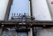 После пожара в силосе в порту Тартус пшеница не повреждена